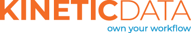 Kinetic Data Logo